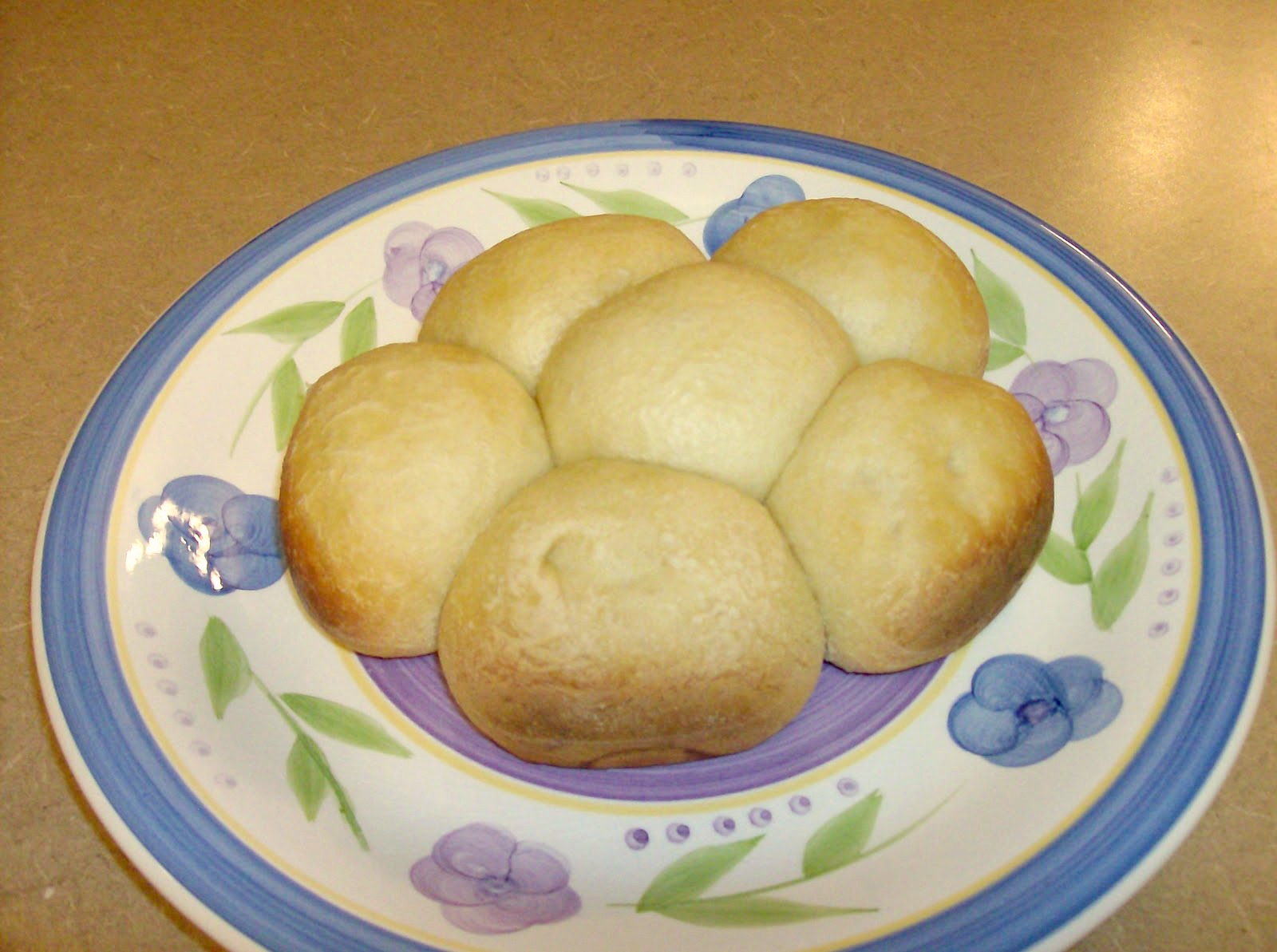 Bread Rolls in the Slow Cooker