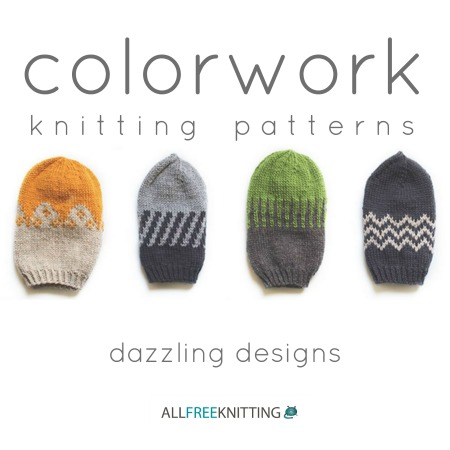 Colorwork Knitting Patterns: 21 Dazzling Designs | AllFreeKnitting.com