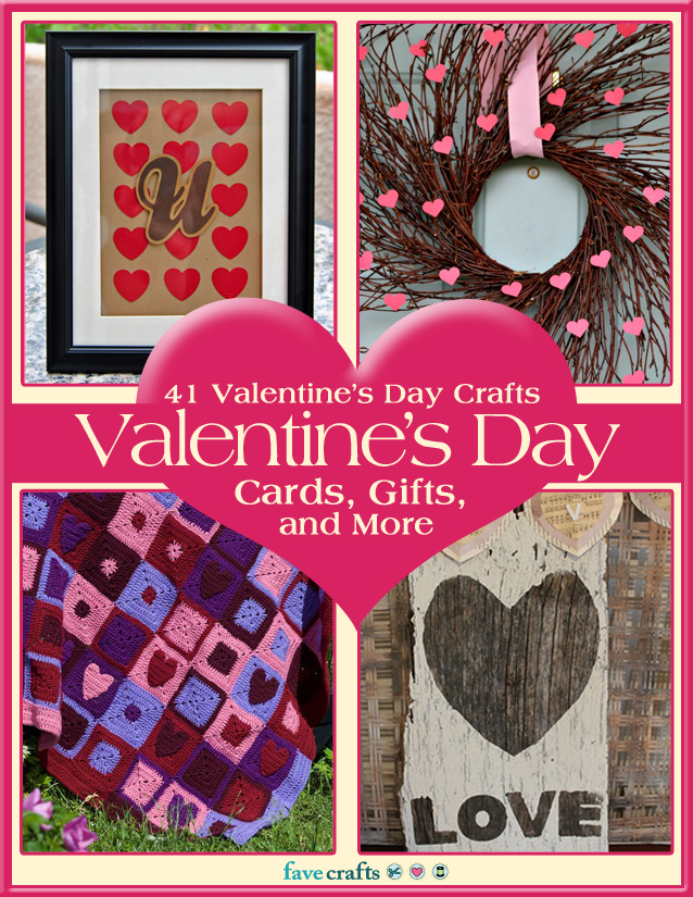 41 Valentine's Day Crafts