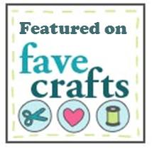 Featured on FaveCrafts