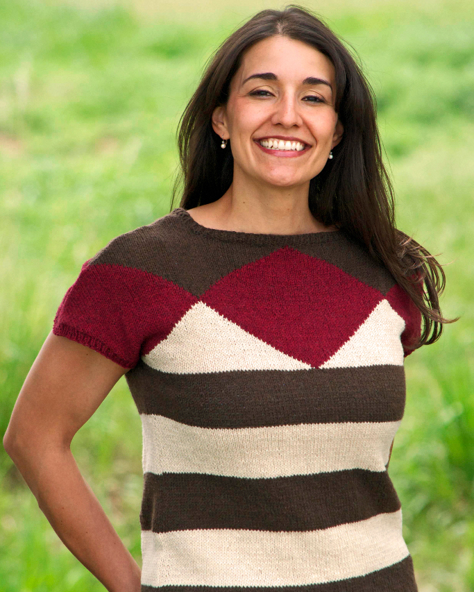 Best of the West STITCHES Show: 7 Knit Tops, Free Shawl ...