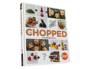 The Chopped Cookbook Giveaway