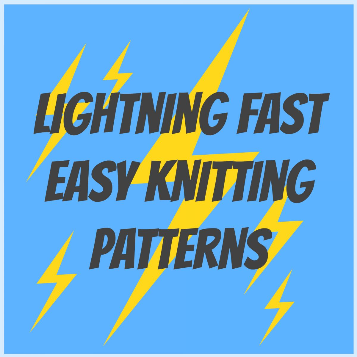 8 lightning fast easy knitting patterns allfreeknitting 8 lightning fast easy knitting patterns bankloansurffo Gallery