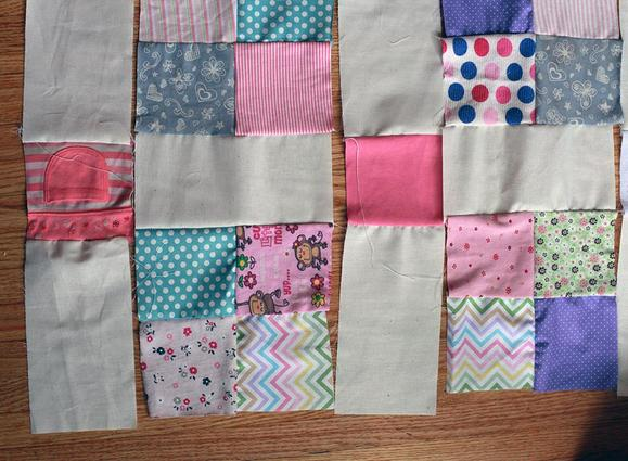 Mommy's Little Sweetie Baby Clothes Quilt | FaveQuilts.com : making a picture quilt - Adamdwight.com