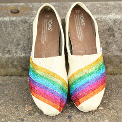 Over the Rainbow Shoes