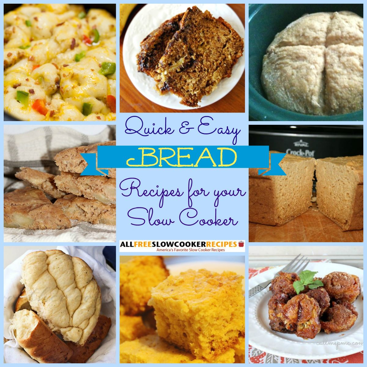 Quick and Easy Bread Recipes for Your Slow Cooker