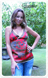 Scarf Halter for Summer