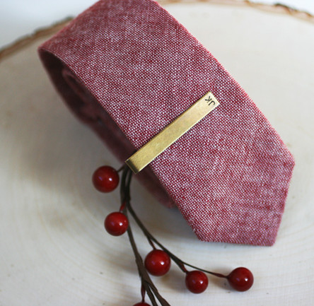 Timeless Tie Clips