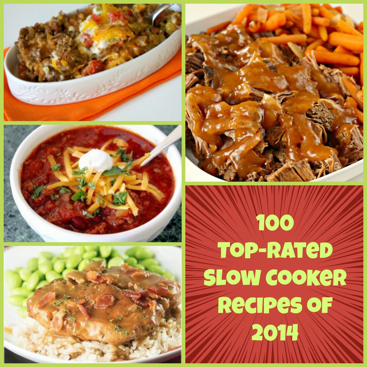 Best of the Best in 2014: Our 100 Top Recipes of The Year