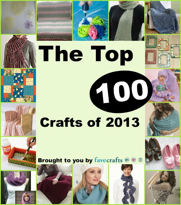 Top 100 Crafts of 2013